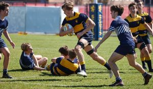 The Scots College 5th rugby XV vs Shore School 5th rugby XV