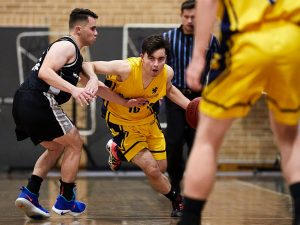 The Scots College 2nd Basketball team vs Newington College