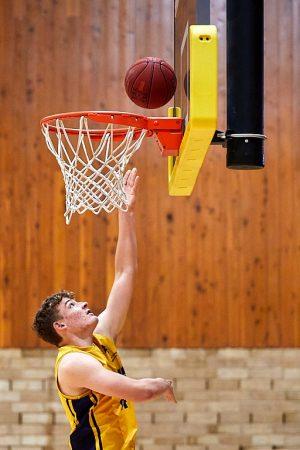 The Scots College 2nd Basketball team vs Sydney Grammar