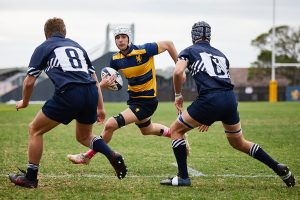 Scots College 2nd Rugby XV vs The Shore School 210529